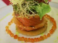 Salmon Craustillant