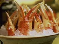 Snow Crabs on Ice